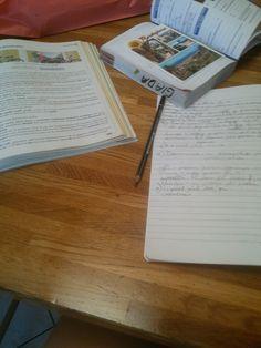 Postazione per i compiti