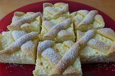 Hozzávalók:     ½ kg finom liszt   200 gr porcukor   250 gr margarin vagy vaj   2 egész tojás   1 sütőpor, 1 vaníliás cukor   ...