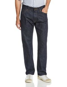 nice Men's Relaxed-Fit Marine-Rinse Jean - For Sale Check more at http://shipperscentral.com/wp/product/mens-relaxed-fit-marine-rinse-jean-for-sale/