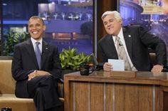 Jay Leno's 4 landmark segments on 'Tonight Show' (Photo: Paul Drinkwater / NBC)