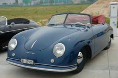 Porsche 1951 356 Reutter convert, one of the few remaining globally
