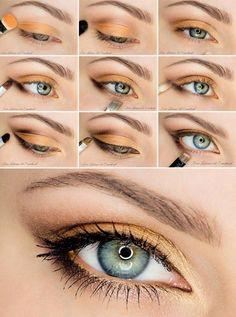 Eye Makeup Tutorial | Diy Eye | Eye Makeup Tutorials