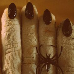 Witchy Finger Sandwiches | 19 Fun Halloween Activities