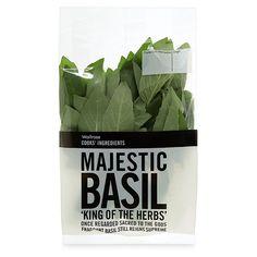 Waitrose basil