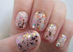 Sparkle nails www.brayola.com