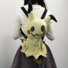 Pokemon Plush, Cute Pokemon, Pusheen Plush, My Moon And Stars, Space Outfit, Punk Outfits, Cute Backpacks, Cosplay Dress, Otaku