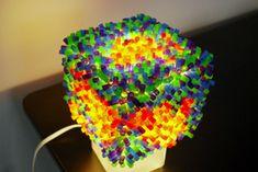 7 cañitas recicladas en arteneus Cañitas recicladas con arte!!