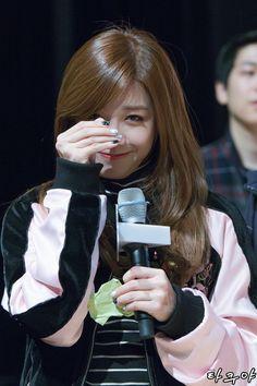 Jung Eun-ji /A-Pink Fan-meeting (Pink Valentine : 2016/02/13)