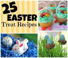 25 Easter Treat Recipes | Six Sisters' Stuff...
