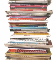 Wondering what to do with that leaning tower of old magazines? Look no further! You'll find tons of ideas and links in this helpful article.