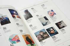 I chose this picture because I would use this in my magazine because of all the pictures it make the table of contents looks interesting instead of just listing things.: