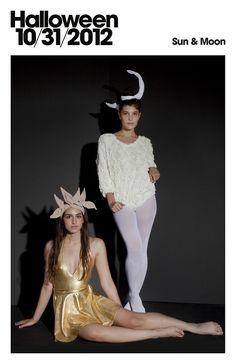 Sun & Moon costumes