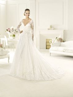 Elie by Elie Saab 2013 Bridal Collection + My Dress of the Week - Belle the Magazine . The Wedding Blog For The Sophisticated Bride