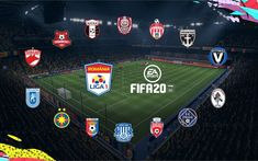 Vancouver, Video Sport, Fifa 20, Playstation, Zinedine Zidane, Ufc, Xbox One, Football, Sports