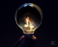 Photo Lightbulb by Julie Cortens on 500px