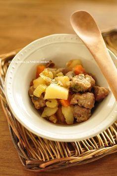 豚肉と野菜のダッチオーブン焼き