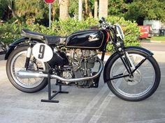 1949 Velocette KTT