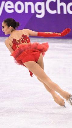 Ice Skating, Figure Skating, Pinup Photoshoot, Alina Zagitova, Sexy Golf, Sports Women, Female Sports, Hair Pulling, Female Gymnast