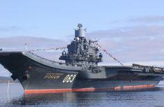 Тяжёлый авианесущий крейсер «Адмирал флота Советского Союза Кузнецов» с 1991