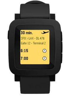 Noul smartwatch Pebble apare intr-o prima imagine
