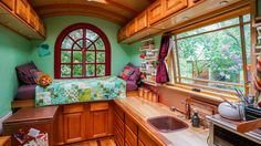 Tiny Copper House is Full of Small Space Surprises - The Shelter Blog