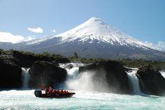 Saltos del Río Petrohue, Chile