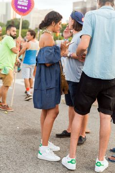 Best Street Style at Lollapalooza 2015   Teen Vogue