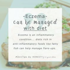 Eczema is an inflammatory skin disorder that is frustrating, itchy and chronically soul sucking. Skincare can help manage eczema symptoms however they're best confronted through your diet. A great place to start treating your eczema by diet is to up your Toenail Fungus Remedies, Eczema Remedies, Love Your Skin, Good Skin, Skin Tips, Skin Care Tips, Laser Eye Surgery Cost, Beauty Tips, Skin Care