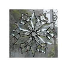 snow flake stained glass - Google Search