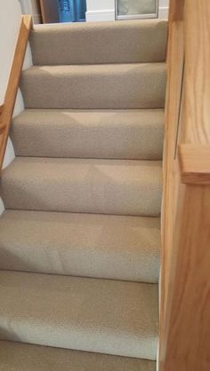 Client: Private Residence In North London Brief: To Supply U0026 Install Grey  Carpet To