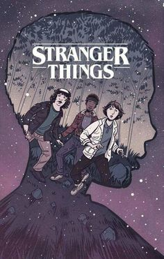 Stranger Things ❤️❤️