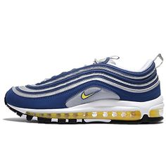 newest f140b d8e3f NIKE Mens Air Max 97 Atlantic BlueVoltage Yellow 85 M US * You can find out
