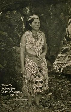 Yurok Native American Indian Photo Gallery