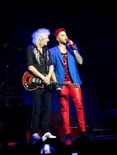 Queen-Adam-Lambert-United-Center071317-Chicago-IL