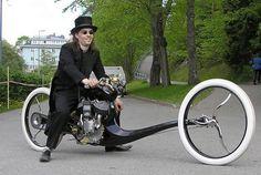 127971 As motos mais curiosas do mundo