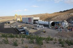 Development Motor-2 - Panoramic (NASA, ATK, Ares, 08/3010) by NASA's Marshall Space Flight Center, via Flickr