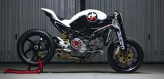 Ducati Ms4r by Paolo Tesio