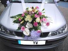 """Résultat de recherche d'images pour """"decoration de voiture de mariage"""""""