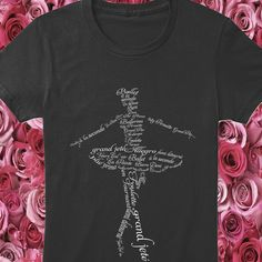 Do You Like Ballet? This Beautiful and Elegant Shirt Is For You! :)