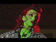 Frankensteins Monster/Zombie Makeup Tutorial