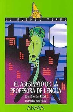 El asesinato de la profesora de lengua - http://todopdf.com/libro/el-asesinato-de-la-profesora-de-lengua/  #PDF #LibrosPDF #LIBROS #ebooks