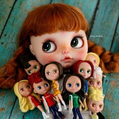 Blythe -Collection