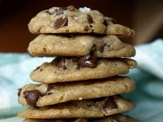 Τα πιο νόστιμα gluten free cookies με κομμάτια σοκολάτας!