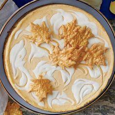 Fall Cake Recipes: Pumpkin Cheesecake