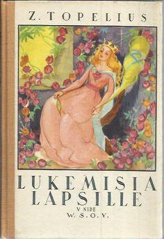 Inspiration Art, Old Books, Vintage Toys, Finland, Childhood Memories, Childrens Books, Fairy Tales, Literature, Nostalgia