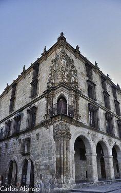 Palacio de la Conquista, plaza Mayor, Trujillo - Spain