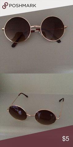 Sunnies Stylin circle sunglasses Accessories Sunglasses