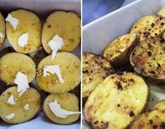 Škoricové trojuholníky z tvarohového cesta - Receptik.sk Muffin, Breakfast, Food, Hampers, Morning Coffee, Essen, Muffins, Meals, Cupcakes