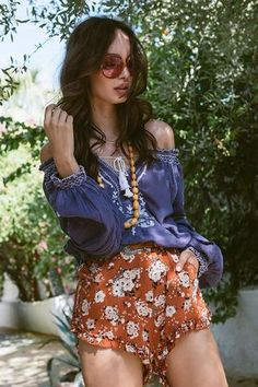 Spell Designs - Gypsy Dancer Shorts