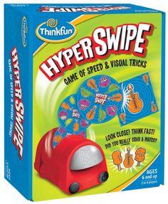 ThinkFun Hyper Swipe Think Fun